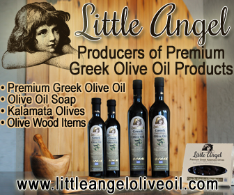 Little Angel Olive Oil