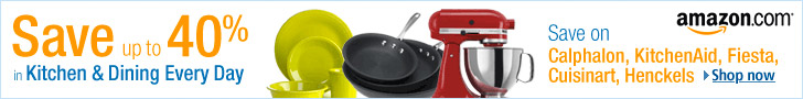 Ad: Housewares on Amazon